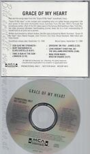 CD--GRACE OF MY HEART---PROMO--OHNE FRONTCOVER--ELVIS COSTELLO & VA