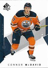 Edmonton Oilers - 2018-19 SP Authentic - Complete Base Set Team (4)