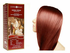 Surya Brasil Henna Cream Kit - Copper 70 ml, Hair Colour, 100% Grey Cover