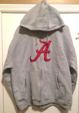 NCAA Alabama Crimson Tide Hoodie Football Sweatshirt XXL KA Inc. Cotton Blend