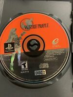 Valkyrie Profile (Sony PlayStation 1, 2000) PS1 Disc 2 Only Tested