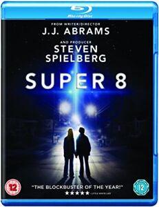 Super 8 [Blu-ray] [Region Free] [DVD][Region 2]