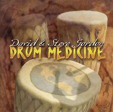 Drum Medicine by David & Steve Gordon (CD, 1999, Sequoia) GC FREE SHIPPING