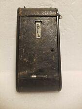 No 1A Autographic Kodak Special 1917 Model