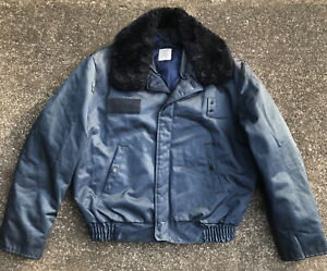 Vintage DEADSTOCK Alpha Industries Military Security Police Jacket 40R NOS