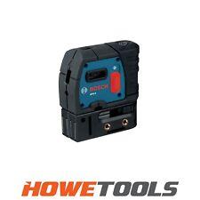 BOSCH GPL 5 AA batteries Point laser