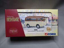 AG204 CORGI HERITAGE 1/43 CHENARD WALCKER MINI BUS VITRE EX70623 Ed Lim 2400ex