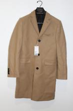 H&M Cashmere-blend Coat Beige Size 36R