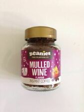 Beanies Mulled Wine Instant Flavoured 50g Coffee