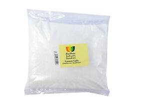 EPSOM SALTS  Fine or Coarse (select) 100g 200g 500g 1kg 5kg 10kg 25kg Bath Bombs