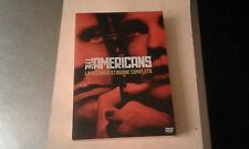 DVD-SERIE TV-THE AMERICANS-SECONDA STAGIONE COMPLETA-STAGIONE 2-BOX 4 DVD 13 EPS