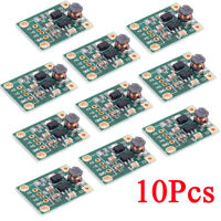 10Pcs DC-DC 1-5V to 5V 500mA Step Up Boost Module Converter Board for Arduino
