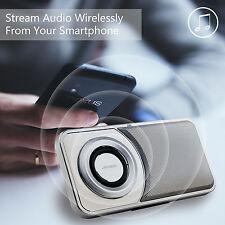 ARCHEER Portable Wireless Bluetooth Speaker Rechargeable Waterproof w/ Mic FM TF