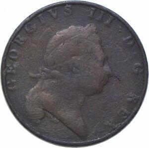 Better - 1793 Bermuda 1 Penny - TC *953