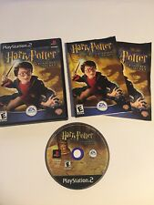 Harry Potter and the Chamber of Secrets (Sony PlayStation 2, 2002) - CIB Tested!