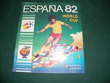 ALBUM PANINI -  ESPANA 82 - WORLD CUP -