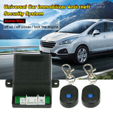 Universal Car Immobilizer Anti Theft Security System Alarm Protection