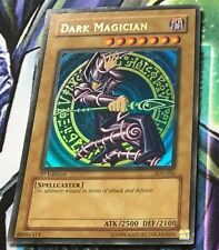 DARK MAGICIAN - SDY-006 - 1st Edition - Ultra Rare Holo Foil YuGiOh Card EXLN/NM