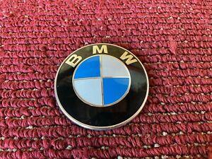 BMW F01 F10 F13 FRONT OR REAR EMBLEM ROUNDEL BADGE DECAL SYMBOL LOGO OEM 116K