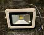 GLW 10w LED Flood Light Outdoor Lamp 120 Degree Angle Spotlight IP65 COOL WHITE