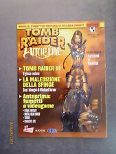 TOMB RAIDER - WITCHBLADE - 1999 - Special Events n° 19 - Ed. Panini Comics