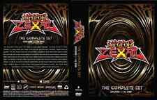 DVD ~Yu-Gi-Oh! Zexal Complete Series Seasons 1 2 3 (Epi 1-146 End) ~English Dub
