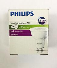Philips CorePro GU10 4W LED (35W Replacement) Warm White, Energy Saving Light
