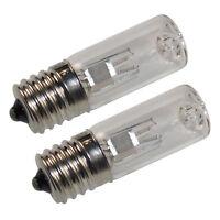 2x UV Germicidal Sanitizing Bulbs for Hunter 30000 Series Humidifier & Purifier