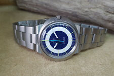 USED VINTAGE OMEGA DYNAMIC TWOTONE DIAL AUTOMATIC MAN'S WATCH