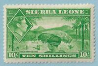 SIERRA LEONE 184  MINT NEVER HINGED OG ** NO FAULTS EXTRA FINE!