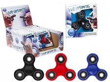 WHIRLERZ Finger Fidget Tri Stress Releiver UK Seller Random Colour