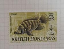 British Honduras Stamp