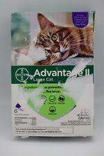 Bayer Advantage Ii Large Cat 9+lbs 6 Dose