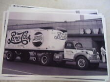 1946 DODGE  PEPSI TRUCK  11 X 17  PHOTO  PICTURE
