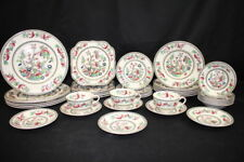 Set of 39 Pc. Johnson Bros. INDIAN TREE Dinnerware Set Service for 6 MINT