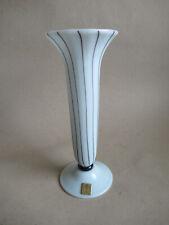 ältere Glasvase Theresienthal dem Jugendstil nachempfunden Vase Glas