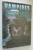 Vampires Dracula and the Undead Legions #1 9.0 NM (2009)