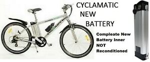 Cyclamatic Power Plus NEW Battery 24v  11ah   And 17.5ah SUPER CELL