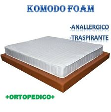 MATERASSO 80X190  IN WATERFOAM POLIURETANO INDEFORMABILE SINGOLO
