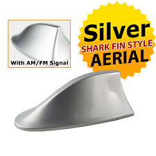 For Mitsubishi Outlander Lancer Triton Auto Aerials Amplifier Shark Fin Silver