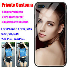 DIY Photos Private Custom Phone Covers For iPhone 11 X XS XR Max 8 7 6 Case Skin