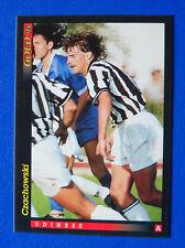 CALCIO CARDS SCORE GOLD 93 - NUOVI ARRIVI - n. 37 - CZACHOWSKI - UDINESE