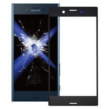 Sony Xperia XZ Ersatz Display Glas Front Scheibe Touchscreen Digitizer schwarz
