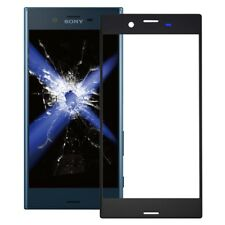 Sony Xperia XZ sustituto pantalla vidrio Cristal Frontal Pantalla Táctil Digitalizador negro