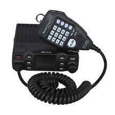 AT-778UV Car Mobile Radio Amateur 30W VHF UHF 2 Way programmable 200CH CTCSS/DCS