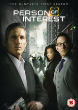 Person of Interest: The Complete First Season DVD (2013) Jim Caviezel ***NEW***
