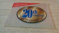 1993-94 Washington Capitals NHL Hockey Team-Issued Calendar - EX-MT