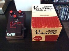 VESTA FIRE  -  Razor Sharp - Distortion - Like Ibanez Boss MXR Maxon - Vintage