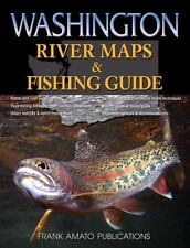 Washington River Maps and Fishing Guide (2013, Paperback)