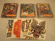 TROLL FORCE  Complete Trading card Set 1992 Star Pics